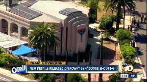 New details released on Poway synagogue shooting [Video]