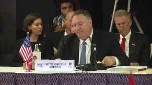 EEUU dispuesto a mantener el diálogo con Corea del Norte tras el lanzamiento de misiles [Video]