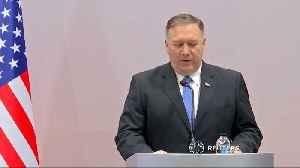U.S. still hopes for talks with NK despite missile tests [Video]