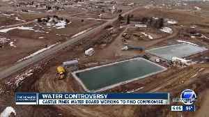 Compromise in the works in the Castle Pines water controversy [Video]