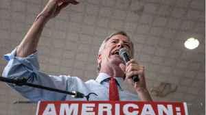 News video: Protestors Heckle Bill De Blasio At Democratic Presidential Debate
