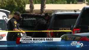 Tucson Mayor's Primary: Candidate Steve Farley [Video]