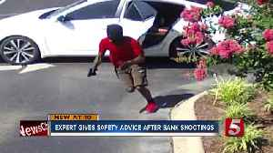 Security experts preach safety after robberies at mid-state banks [Video]