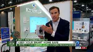 Keep your Smart Home safe [Video]