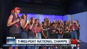 Diamond City Minors celebrate third straight championship at 23ABC [Video]