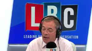 Nigel Farage: The UK Is Not A Third World Country [Video]