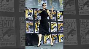 Angelina Jolie's children thrilled by Marvel role [Video]
