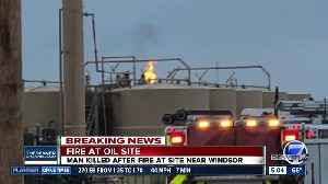 Worker dies in fire at Weld County oil and gas site [Video]