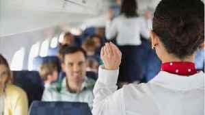 Flight Attendants Reveal Worst Part Of Their Job [Video]