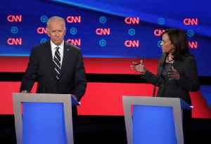 News video: Best Moment From the Democratic Debate Night Two