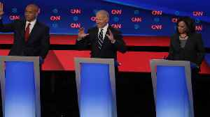 Democratic Primary Debates Round Two: Top Candidates Take Aim at Healthcare [Video]