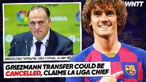 WHY LA LIGA COULD CANCEL GRIEZMANN'S BARCELONA TRANSFER! | #WNTT [Video]