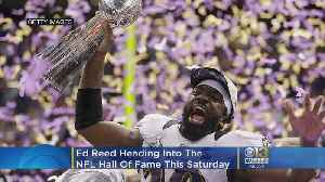 A Look At The Career Of Former Ravens Great Ed Reed Ahead Of 2019 NFL Hall Of Fame Induction [Video]