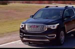 Pickups drive GM's profit beat [Video]