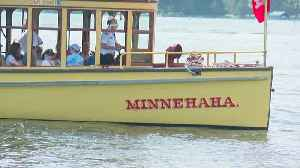 Goin' To The Lake: Steamboat Minnehaha [Video]