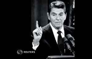 Audio reveals Ronald Reagan calling African delegates 'monkeys' [Video]