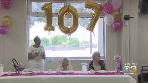 Woman Celebrating 107th Birthday Offers Secret To Long Life [Video]