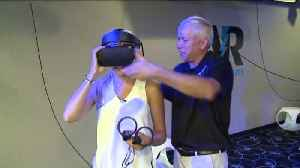 Michigan Family Opens New Virtual Reality Center [Video]