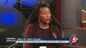 Why aren't Tennesseans showing up to the polls? p1 [Video]