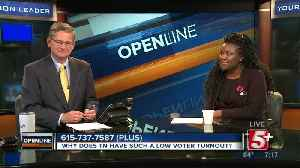 Why aren't Tennesseans showing up to the polls? p4 [Video]