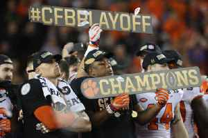 News video: Clemson Tops Preseason Coaches Poll for First Time in School History