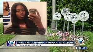 News video: New trial ordered for driver convicted of Riviera Beach crash that killed 5