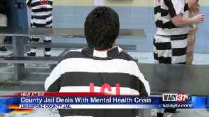 County Jail Deals With Mental Health Crisis - One News Page