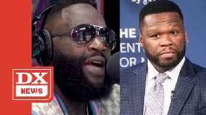 50 Cent Responds To Rick Ross' Refusal To Collaborate With Him [Video]