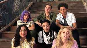 Marvel's Runaways & Marvel's Cloak & Dagger - Crossover [Video]