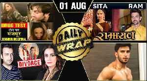 Deepika Ranbir's Drug Test, Hrithik & Deepika's First Film, Ranveer Goes Shirtless | Top 10 News [Video]