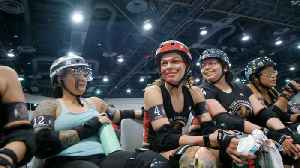 This Roller Derby Team Is Jamming for Indigenous Representation [Video]