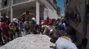 UN to probe attacks on humanitarian sites in northwestern Syria [Video]