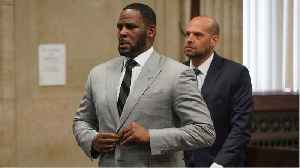 R. Kelly Pleads Not Guilty In NY Court [Video]