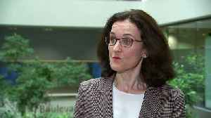 News video: Whaley Bridge dam is not yet stabilised says Villiers