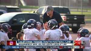 California passes California Youth Football Act with help of Bakersfield man [Video]