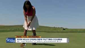 News video: Erin Hills opens new putting course ahead of 2025 Women's US Open