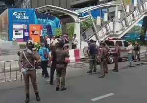 Police Respond to Scene of Explosion as Bangkok Hosts ASEAN Summit [Video]