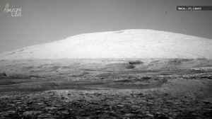 NASA's Curiosity Rover Captures View of Mars' Mount Sharp [Video]