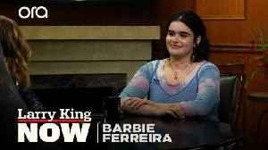 Barbie Ferreira explains why she's so open on social media [Video]
