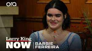 Barbie Ferreira on getting her start as a curve model with American Apparel [Video]
