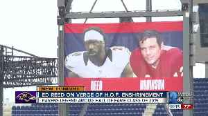 Ed Reed on verge of Hall of Fame enshrinement [Video]