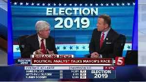 Nashville Mayoral Race: Election results coverage Part 2 [Video]