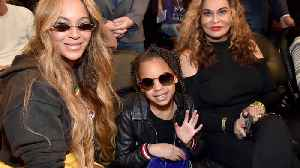 Blue Ivy Carter makes first 'Billboard' Hot 100 appearance at age 7 [Video]