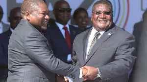 Mozambique president, Renamo leader sign peace deal [Video]