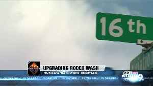 Homeowners in Rose Neighborhood want Rodeo wash upgrade [Video]