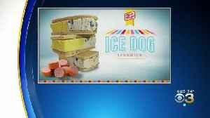 Oscar Mayer Unveils 'Ice-Dog' Sandwich [Video]
