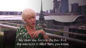 Dame Helen Mirren based Fast & Furious role on her working class roots [Video]
