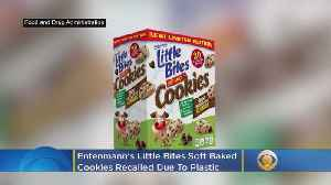 Entenmann's Little Bites Chocolate Chip Cookies Recalled In 37 States Due To Choking Hazard [Video]