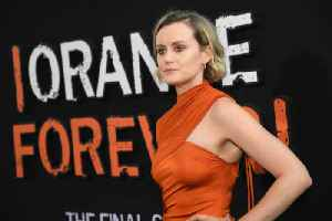 Taylor Schilling was 'hard on herself' when she was younger [Video]