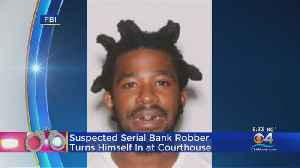 Man Accused Of Robbing Two South Florida Banks Turns Himself In [Video]
